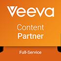 Veeva Content Partner: Full Service
